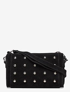 Marino shoulder bag Alba - BLACK
