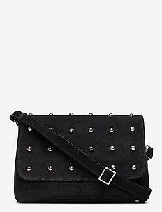 Marino shoulder bag Agnes - BLACK