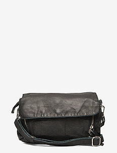 Rubicone shoulder bag Sanna - BLACK