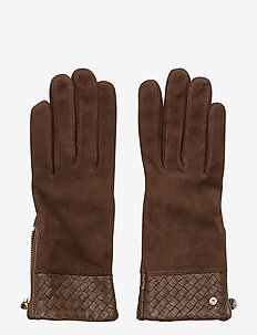Adax glove Ronja - gants - brown