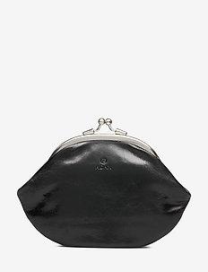Salerno frame wallet Ava - BLACK