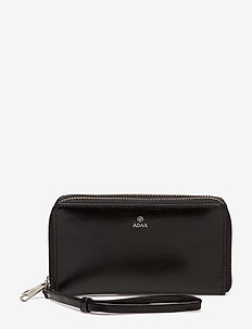 Salerno wallet Neel - BLACK