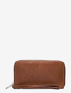 Salerno wallet Neel - portfele - brown