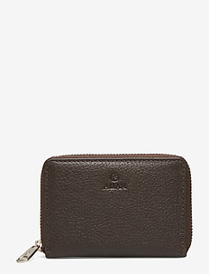 Cormorano wallet Cornelia - DARK BROWN