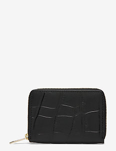 Teramo wallet Cornelia - BLACK CROCO