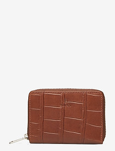 Teramo wallet Cornelia - BROWN