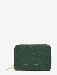 wallet Cornelia - GREEN CROCO