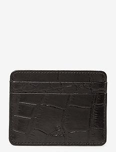 Teramo card holder Noel - wizytowniki - black