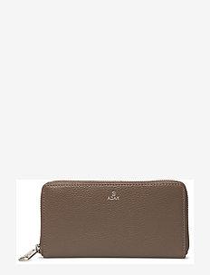 Cormorano wallet Noa - LATTE