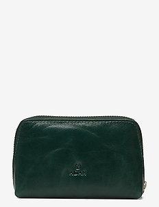 Salerno purse Abelone - portfele - green