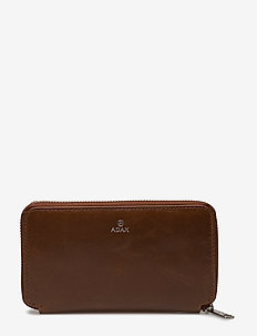 Salerno wallet Tori - portfele - brown