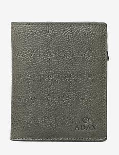 Napoli wallet Bessie - beurzen - grey