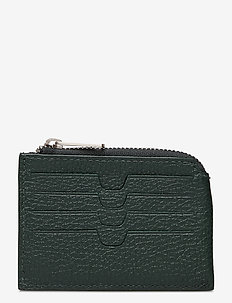 Cormorano credit card holder Susy - korthållare - green
