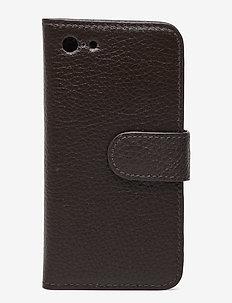 Cormorano iPhone cover 7+8 Sika - DARK BROWN
