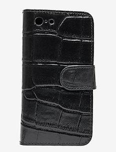 Adax iPhone cover 7+8 Rasmine - BLACK