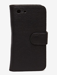 Adax iPhone cover 7+8  Rasmine - mobiltilbehør - black