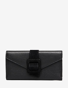 Berlin wallet Katia - BLACK