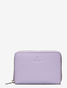 Savona wallet Emira - beurzen - light purple