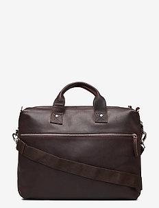 Kb3 working bag Daniel - laptoptassen - brown
