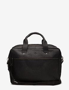 KB3 working bag Liam - datavesker - black