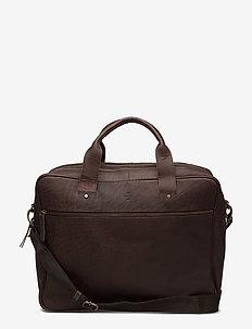 KB3 working bag Liam - datavesker - brown