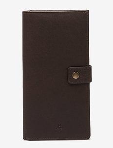 Kb3 travel wallet Albert - portemonnee - brown