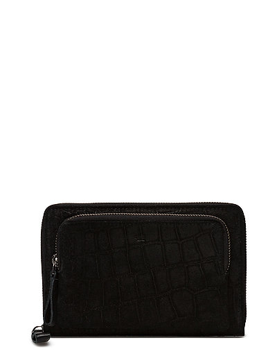 Zalt wallet Inez - BLACK