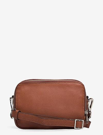 Sorano shoulder bag Ulrikke - crossbody bags - brown