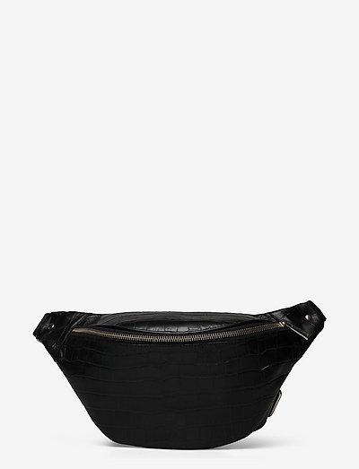 Teramo eco bumbag Tippie - bæltetasker - black