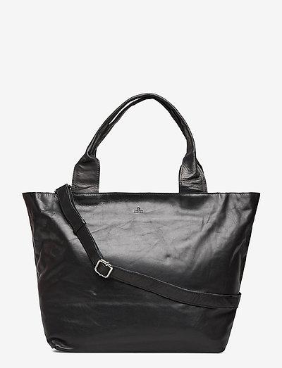Amalfi shopper Malena - shoppere - black