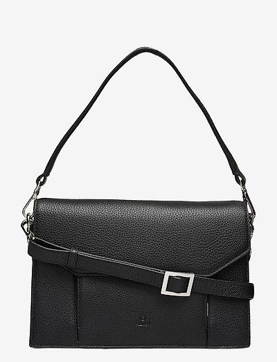Cormorano shoulder bag Anita - skuldertasker - black