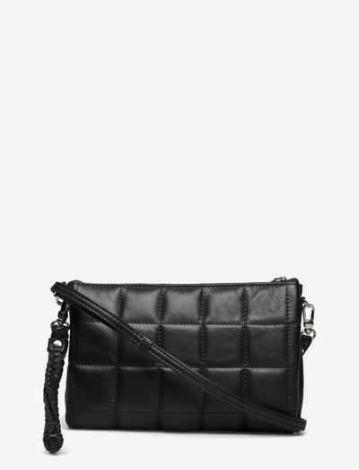 Amalfi shoulder bag Joan - crossbody bags - black