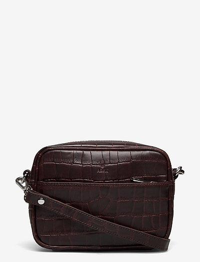 Teramo eco shoulder bag Ditte - crossbody bags - dark brown