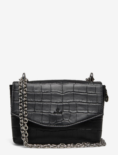 Teramo eco shoulder bag Malene - crossbody bags - black