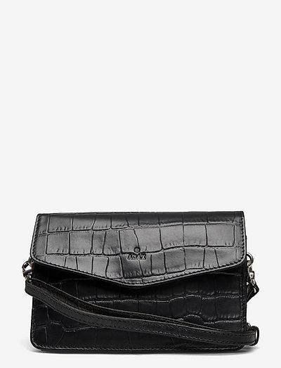 Teramo shoulder bag Julia - crossbody bags - black