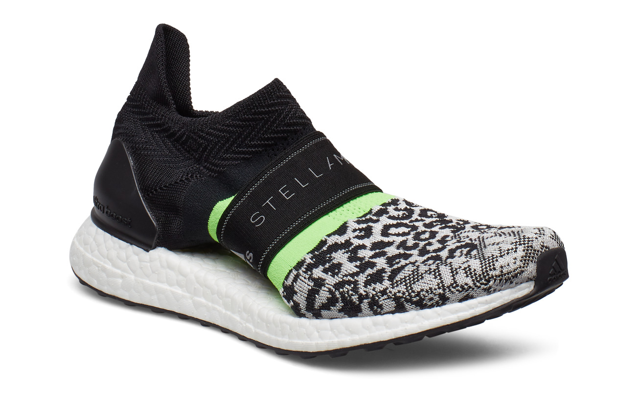 adidas by Stella McCartney UltraBOOST X 3.D. S. - BLKWHI/CWHITE/SGREEN