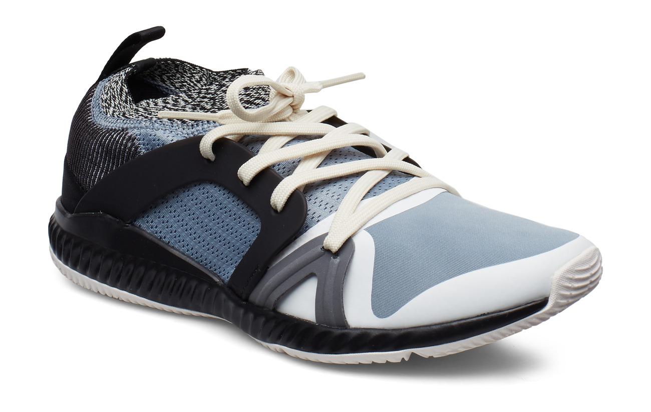 adidas by Stella McCartney Crazytrain Pro S. (Stston/cwhite/cwhite)