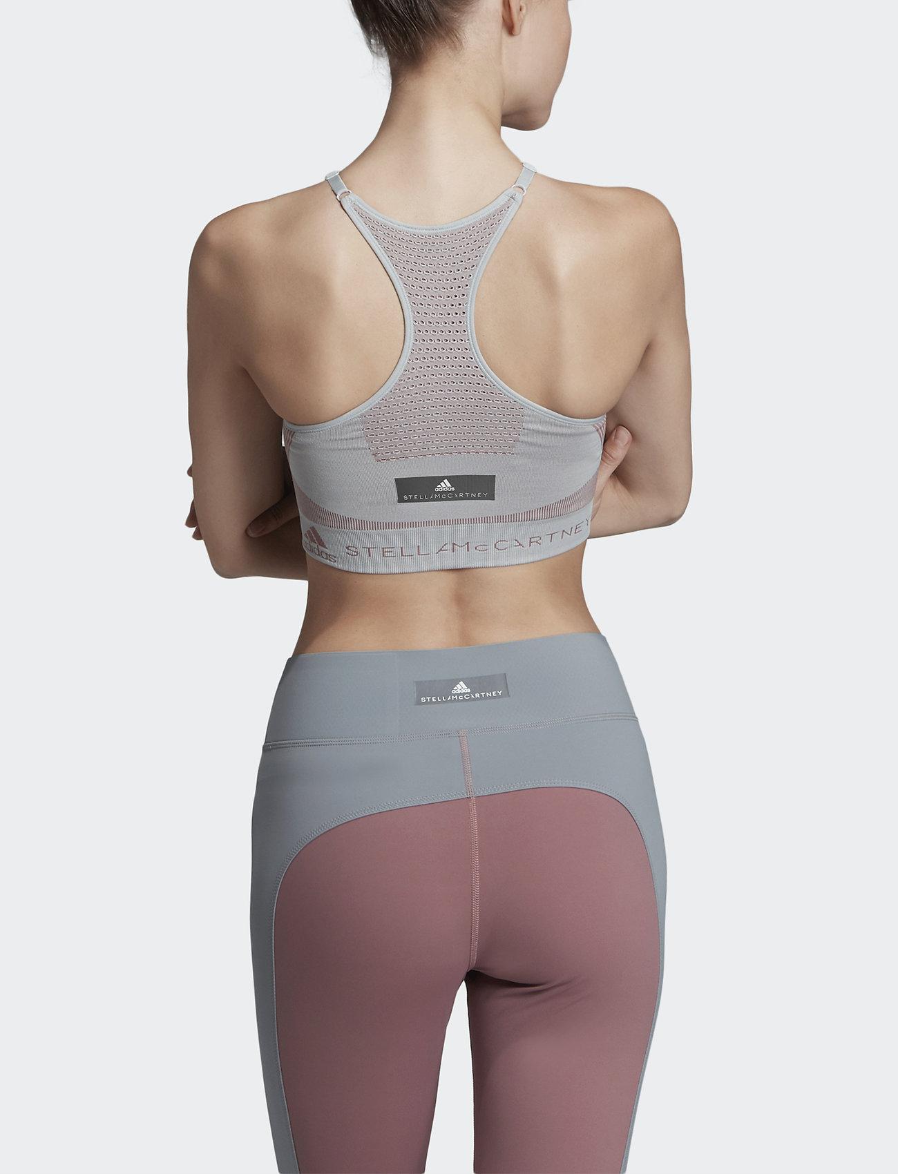 Adidas By Stella Mccartney Pk Bra - Bh:ar Clonix/blumau