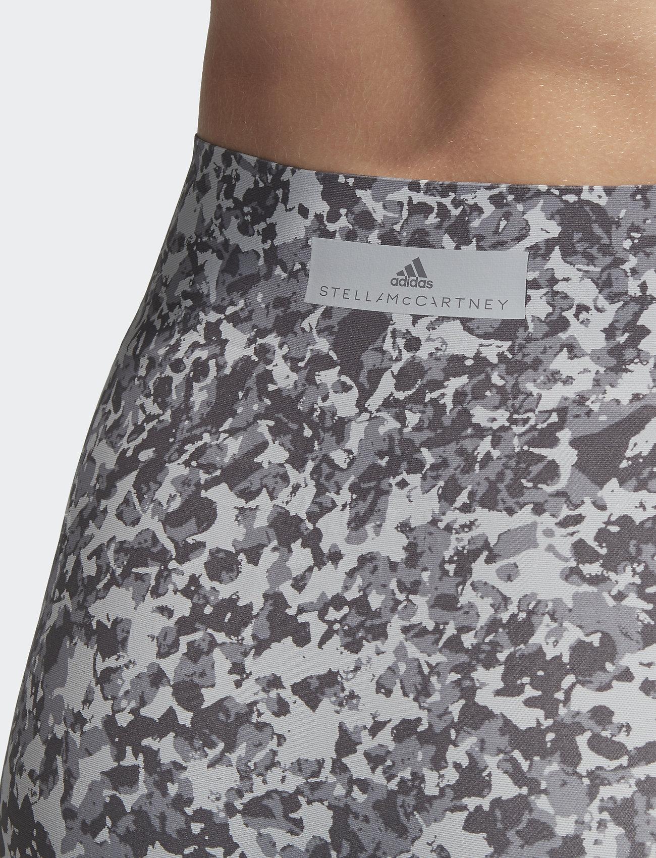 adidas by Stella McCartney ALPHASKIN TIGHT - Leginsy CLONIX/GREY - Kobiety Odzież.