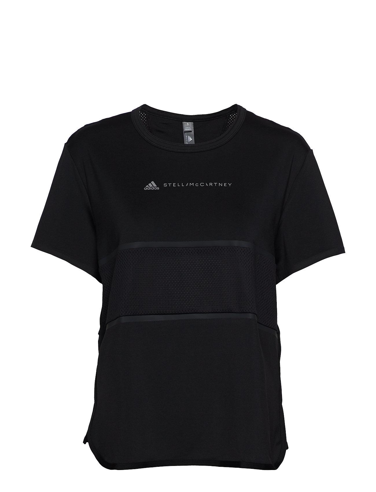 adidas by Stella McCartney RUN LOOSE TEE - BLACK