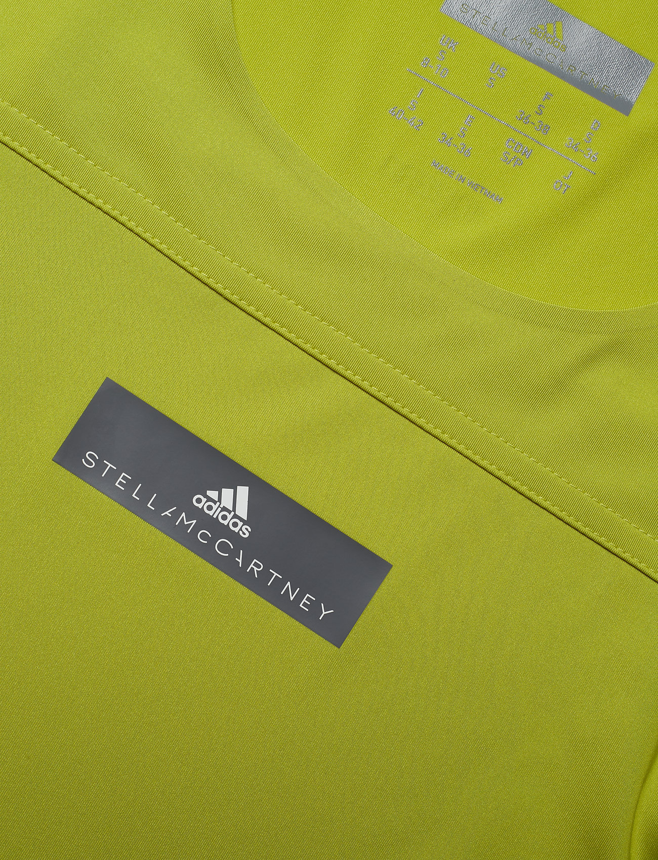 adidas by Stella McCartney RUN LOOSE TANK - T-shirty i zopy HALGRN/CLONIX - Kobiety Odzież.