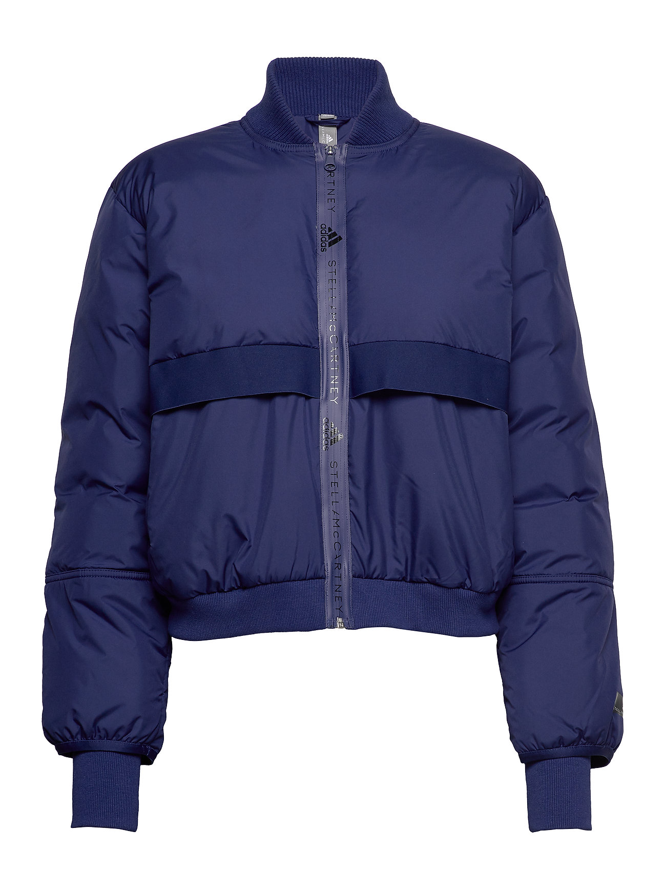 adidas by Stella McCartney PADDED BOMBER - DKBLUE