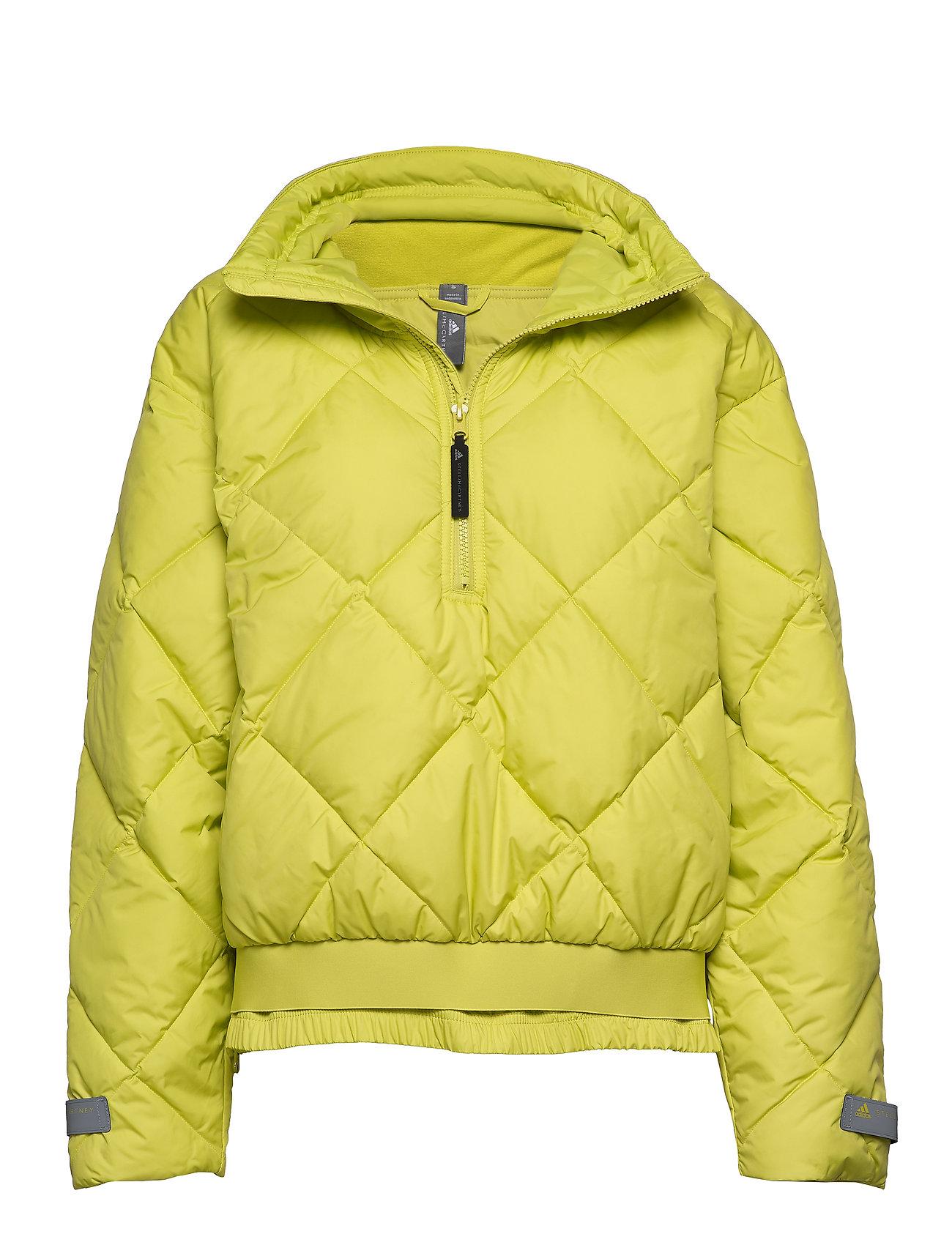 stella mccartney adidas gul jacket