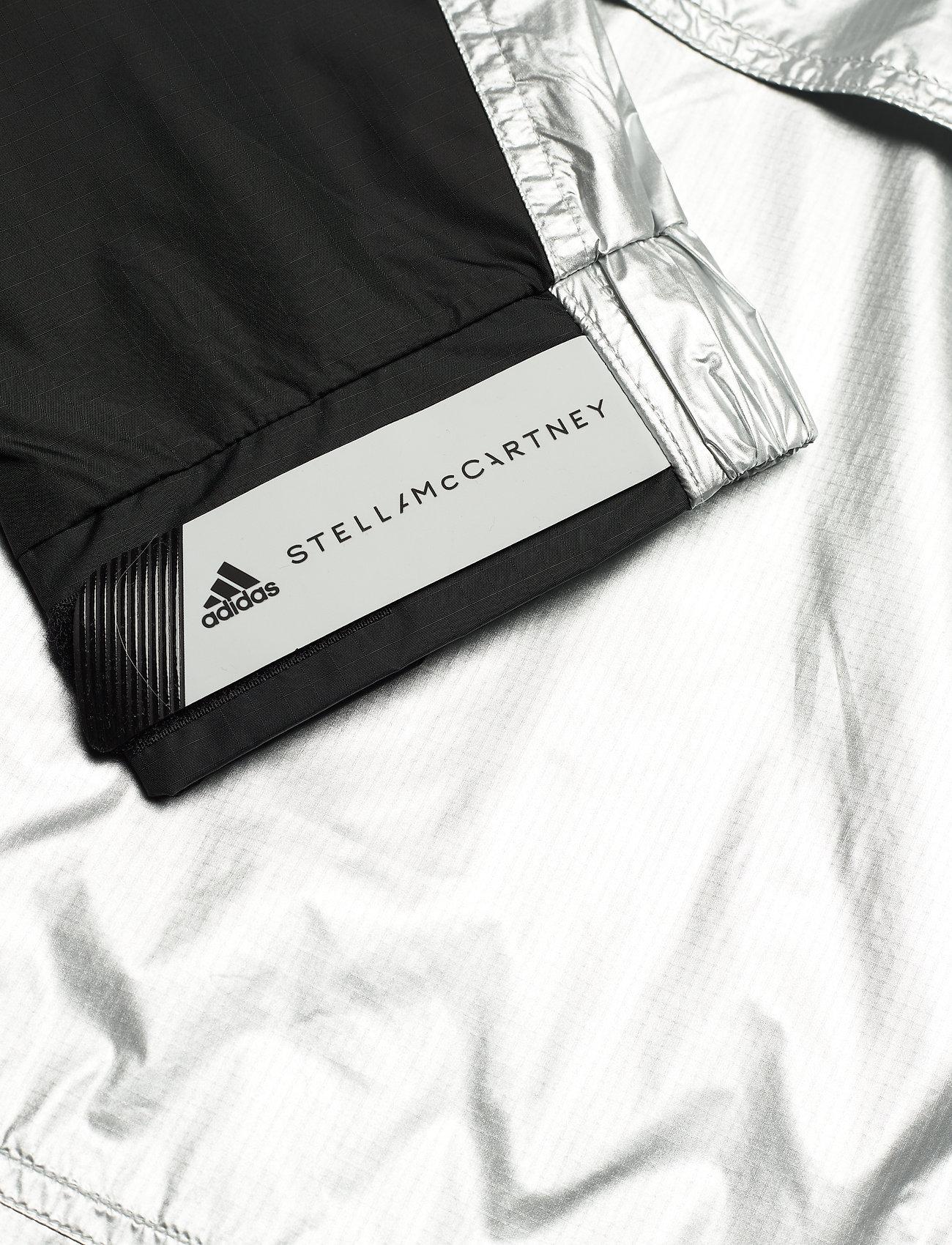adidas by Stella McCartney - URBXTR PULLON - training jackets - black/metsil - 6
