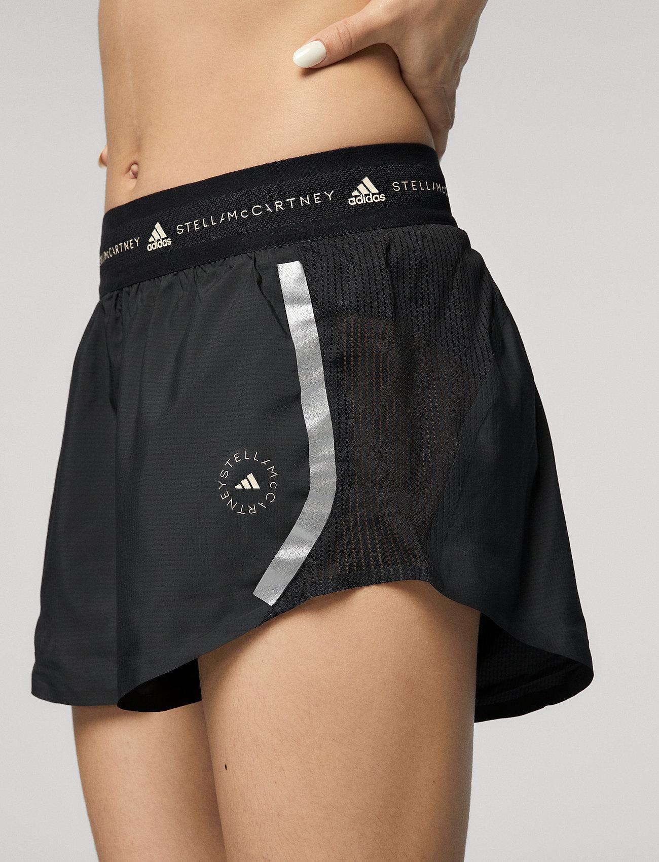 adidas by Stella McCartney - TruePace Multipurpose Shorts W - tights & shorts - black - 0