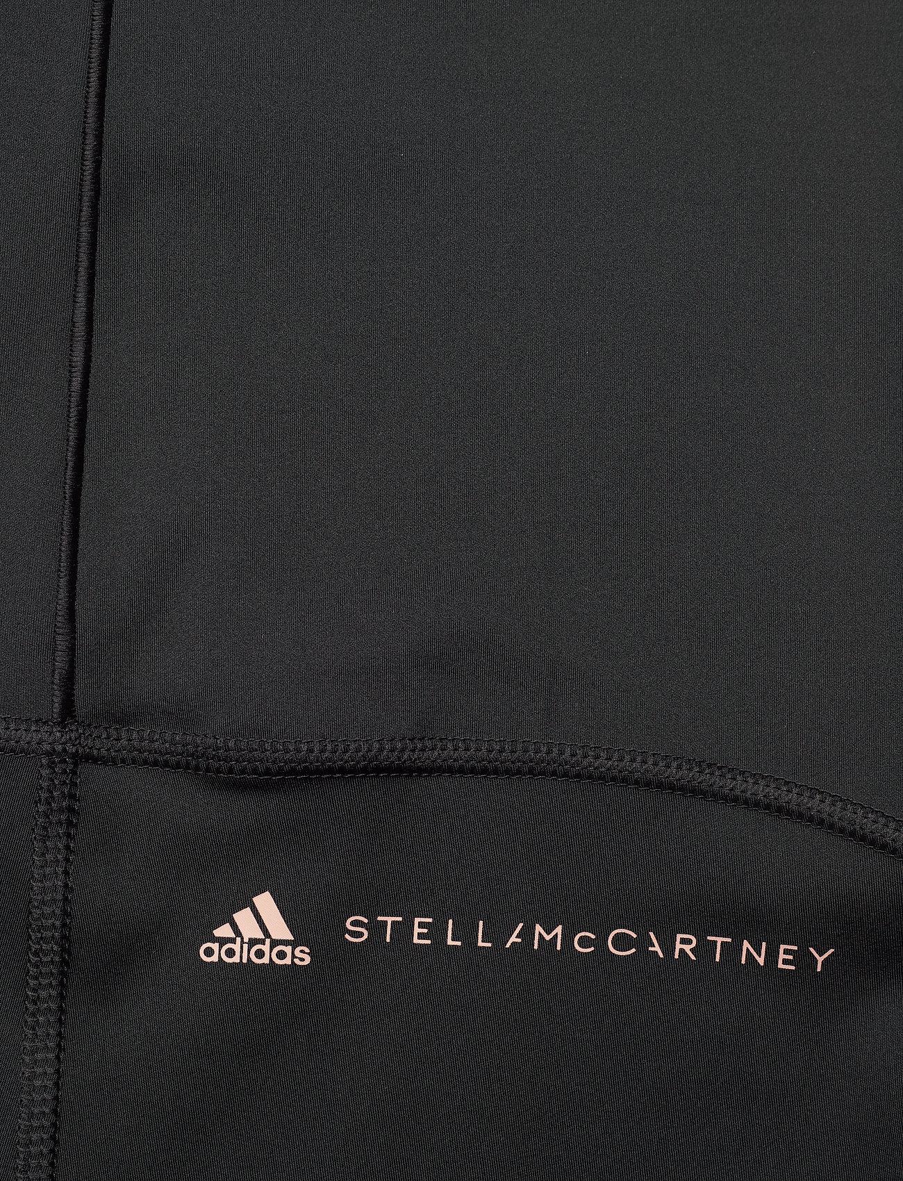 adidas by Stella McCartney - TruePurpose High Waist Tights W - tights & shorts - black - 4