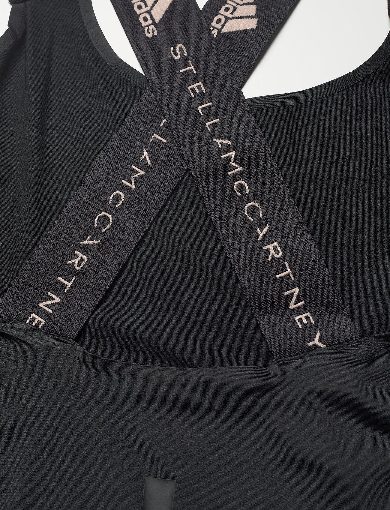 adidas by Stella McCartney - TruePurpose Loose Tank Top W - sleeveless tops - black - 4