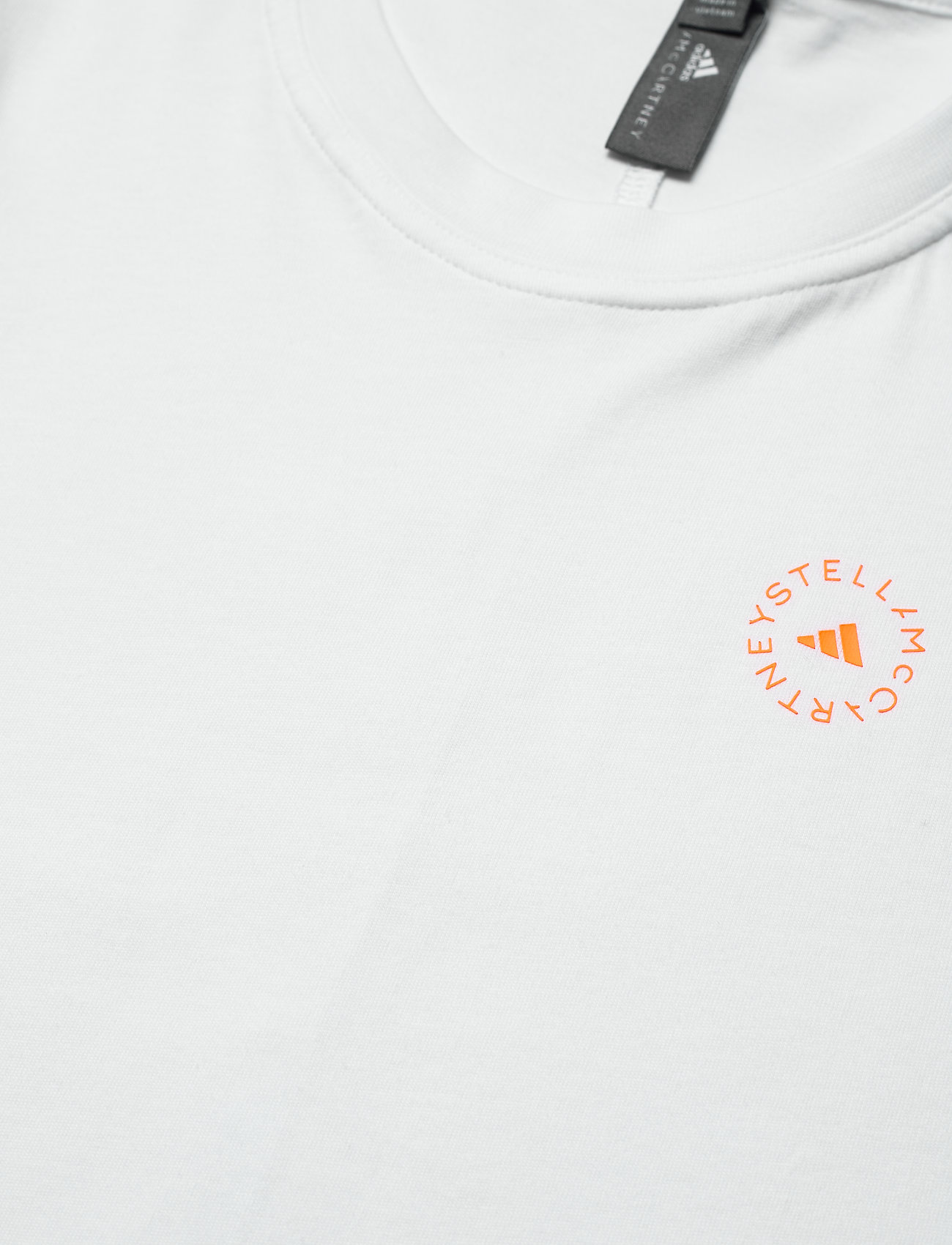 adidas by Stella McCartney - COTTON TEE - t-shirts - white - 2