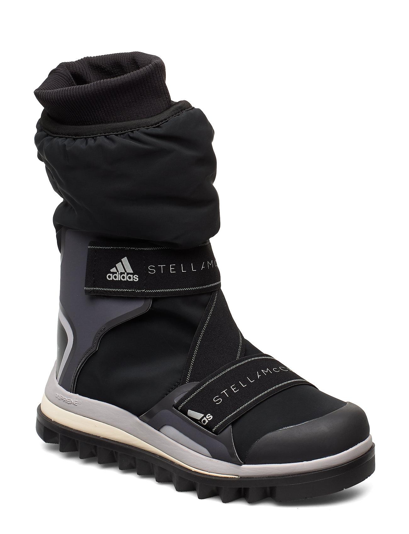adidas by Stella McCartney WINTERBOOT - CBLACK/PEAGRY/NGTSTE