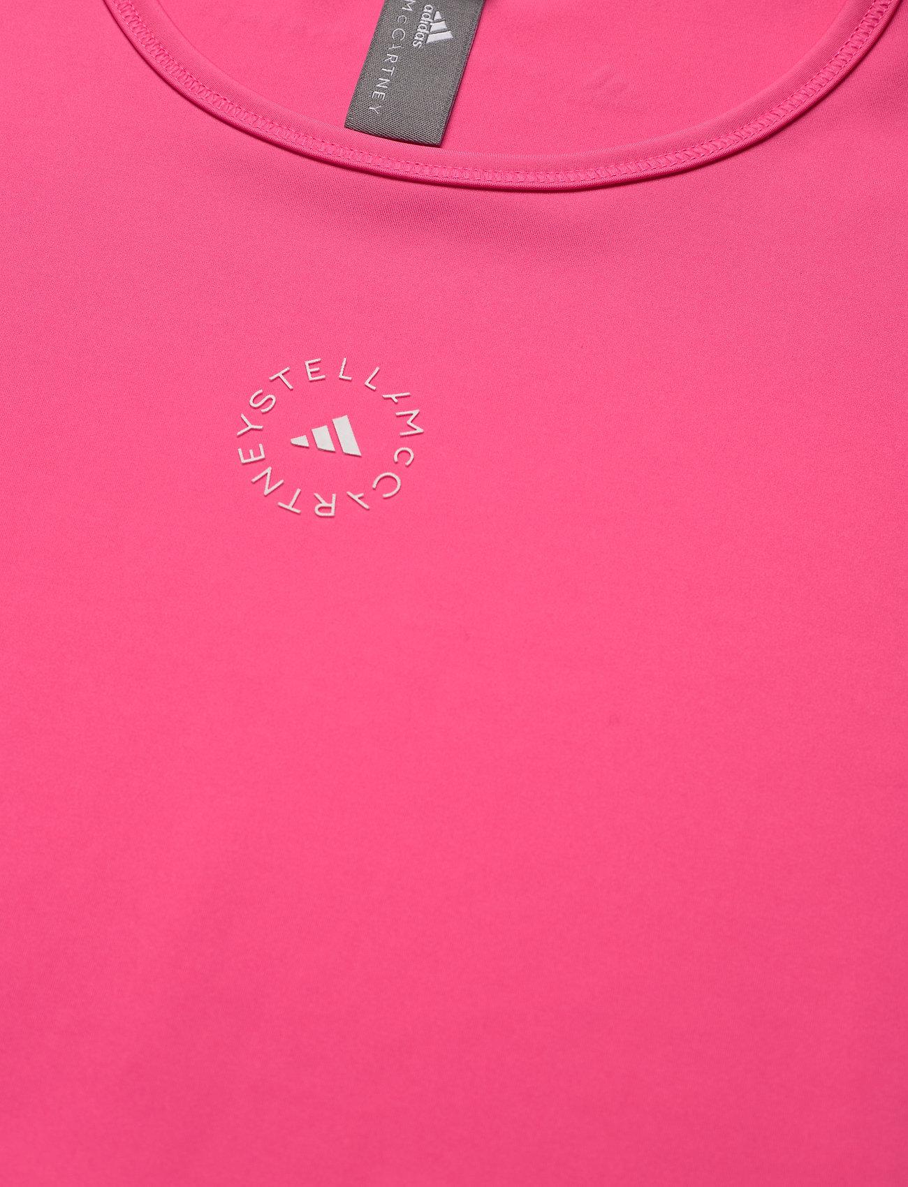 adidas by Stella McCartney - TRUESTRENGTH Loose T-Shirt W - t-shirts - sopink - 4